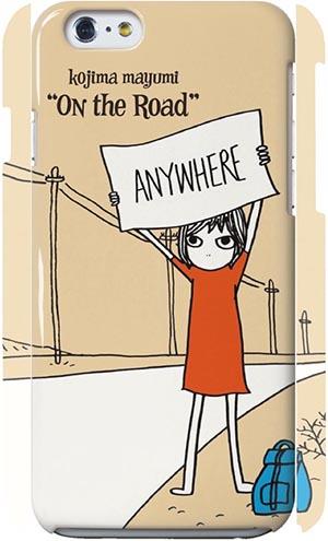 『路上 / On the Road』発売記念アイテム第一弾はiPhoneケース!
